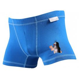 Dětské boxerky Boma modré (KR003)