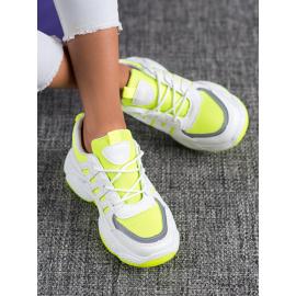 Hálóval bevont kényelmes sneakers