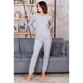 Pizsama model 139903 Leinle