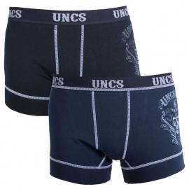 2PACK pánské boxerky UNCS Revolver