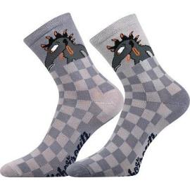 Dětské ponožky Boma vícebarevné (Lichožrouti-Kudla)