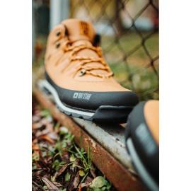 Men's Insulated Trekking Shoes Big Star EE174438 Camel