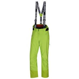Dámské lyžařské kalhoty  Mitaly L výrazně zelená