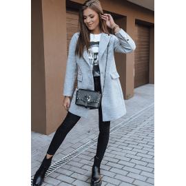 BELLA női kabát világos szürke NY0394z