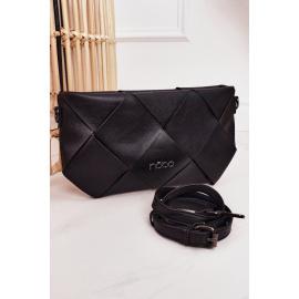 Clutch Bag With A Detachable Strap NOBO NBAG-K1260 Black