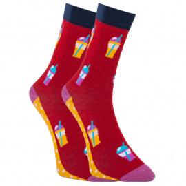 Veselé ponožky Dots Socks drink (DTS-SX-418-R) M