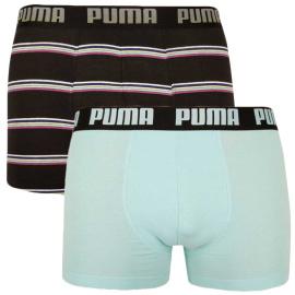 2PACK pánské boxerky Puma vícebarevné (100001139 001)