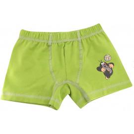 Dětské boxerky Boma zelené (KR003)
