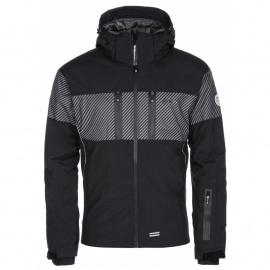 Men's ski jacket Sattl-m black - Kilpi