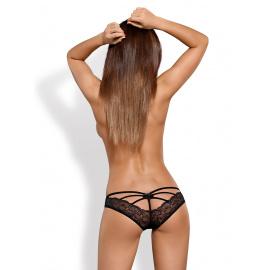 Fekete Frivolla nadrág