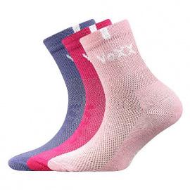 3PACK dětské ponožky Voxx vícebarevné (Fredík-Mix A)