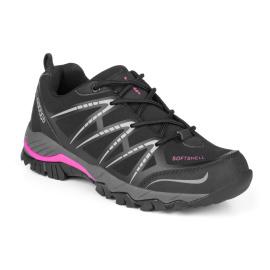 ERSKINE W dámské outdoorové boty černá
