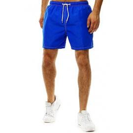 Men's swimming trunks, cornflower blue SX2023