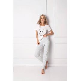 Piżama Catwoman Long White