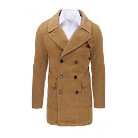 Velbloudí pánský zimní kabát CX0362