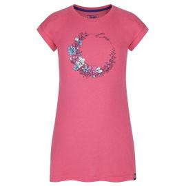 BALMA dívčí sportovní šaty růžová