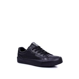 Men's Sneakers Big Star Black GG174082