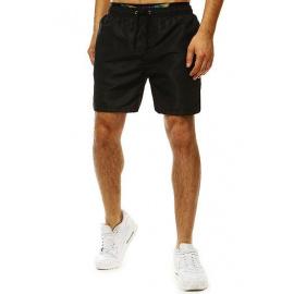 Black men's swimming shorts SX2052