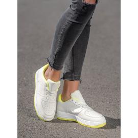 Telitalpú sneakers cipő