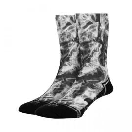Ponožky LUFSOX LUF SOX Classics  Black Dust