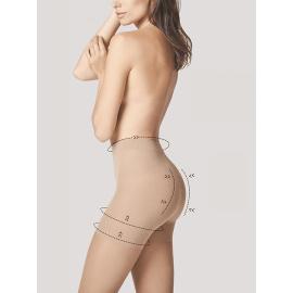 Rajstopy Body Care Total Slim 20