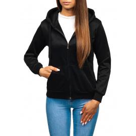 Bluza damska Denley WB1005 - czarna,