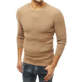 Béžový pánský svetr WX1661