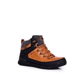 Women's Trekker Shoes Big Star Camel GG274619