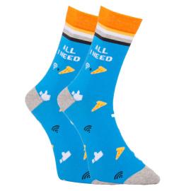 Veselé ponožky Dots Socks (DTS-SX-402-N) L