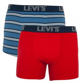 2PACK pánské boxerky Levis vícebarevné (905028001 003)