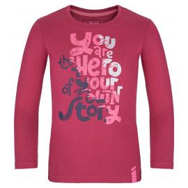 BIBE gyermek póló rózsaszín