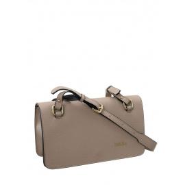 BADURA Béžová obdélníková poštovní taška