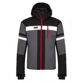 Men's ski jacket Ponte-m dark gray - Kilpi