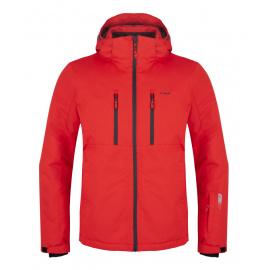 LAMAS pánská lyžařská bunda červená