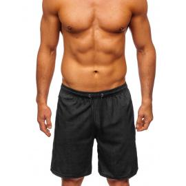 Férfi úszó nadrág Denley YW02067 - fekete,